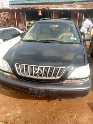 Lexus RX 2002 Black   Cars for sale in Lagos State, Abule Egba