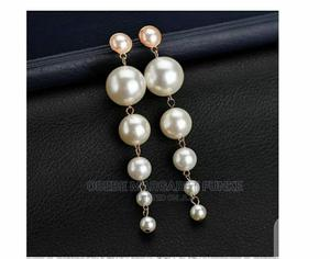Pearl Earrings   Jewelry for sale in Rivers State, Port-Harcourt