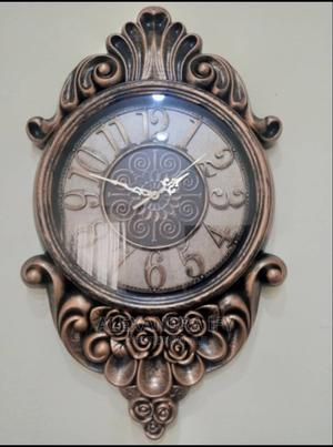 Designer Clock and Reflective String Dining/Door Curtain | Home Accessories for sale in Abuja (FCT) State, Garki 1