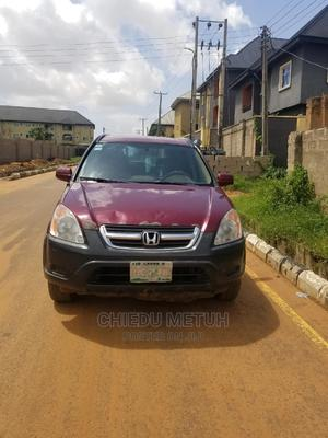Honda CR-V 2005 Red | Cars for sale in Delta State, Oshimili South
