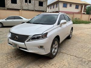 Lexus RX 2015 350 AWD White   Cars for sale in Oyo State, Ibadan