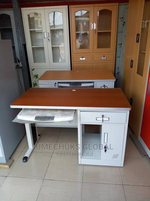 High Quality Top Notch Metal Table for Office, Reception Etc | Furniture for sale in Lagos State, Ogba