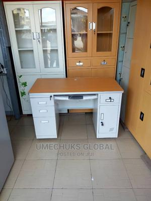 Strong and Durable Metal Office Table | Furniture for sale in Lagos State, Shomolu