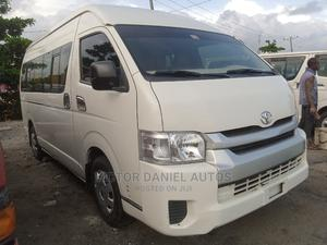 Toyota Lite-ace 2014 White | Buses & Microbuses for sale in Lagos State, Apapa