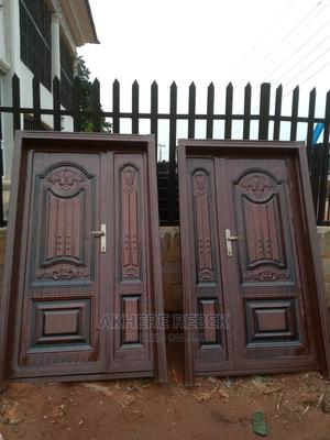 Standard Double Doors | Manufacturing Services for sale in Edo State, Esan North East