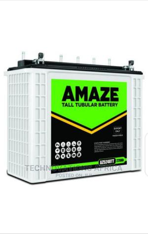 Amaze 220ah Tall Tubular Battery | Solar Energy for sale in Oyo State, Ibadan