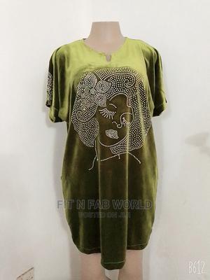 Velvet Dashiki Gown | Clothing for sale in Edo State, Benin City