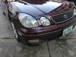 Lexus GS 2005 300 Brown | Cars for sale in Abuja (FCT) State, Central Business Dis