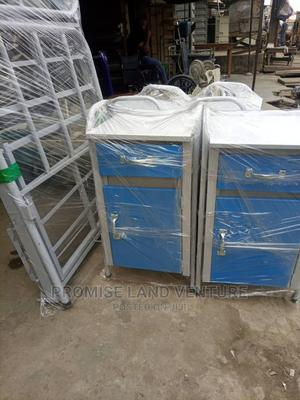 Local Bed Side Lockers | Medical Supplies & Equipment for sale in Lagos State, Mushin