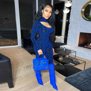 Trendy Ladies Bodycon Jumpsuit   Clothing for sale in Lagos State, Ikeja