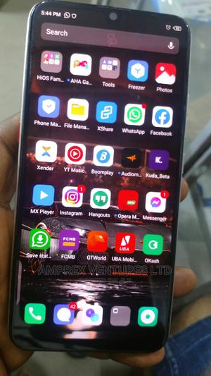 Tecno Pouvoir 3 Plus 64 GB Gold   Mobile Phones for sale in Lagos State, Ikeja