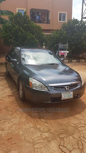 Honda Accord 2005 Automatic Black | Cars for sale in Anambra State, Awka
