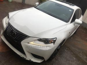 Lexus IS 2014 250 White   Cars for sale in Lagos State, Lekki