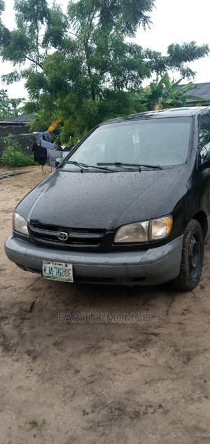 Toyota Sienna 1999 CE Black | Cars for sale in Lagos State, Ojo