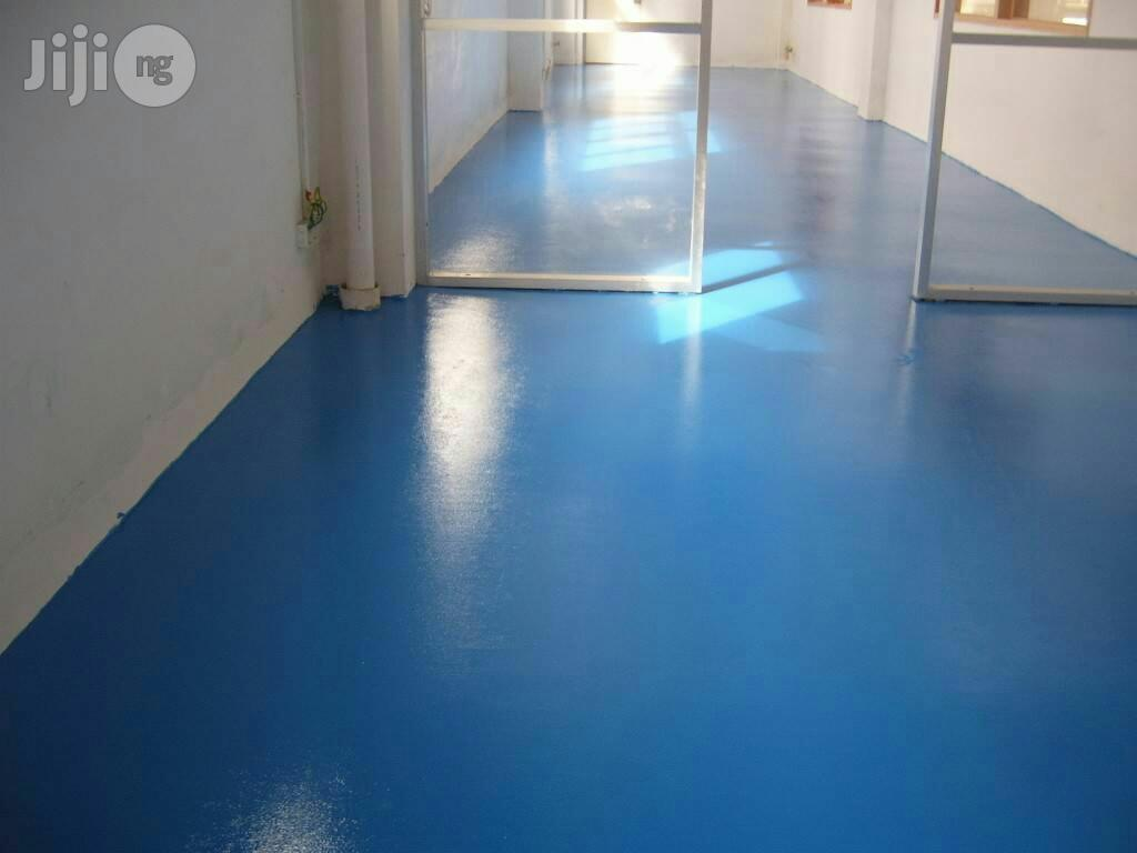Archive: Elegant Epoxy Floor Designs