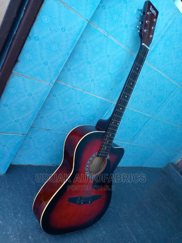 Archive: A Clean Acoustic Box Guitar for Sale