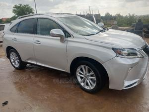 Lexus RX 2014 350 FWD Silver   Cars for sale in Abuja (FCT) State, Central Business Dis