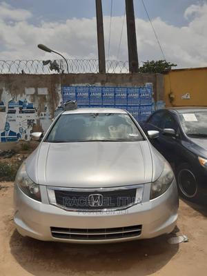 Honda Accord 2008 Silver | Cars for sale in Lagos State, Shomolu