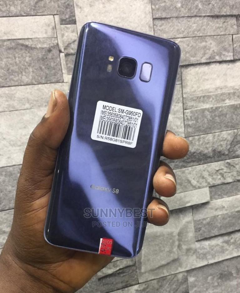 Archive: Samsung Galaxy S8 64 GB Purple