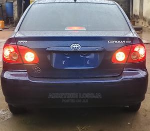 Toyota Corolla 2007 LE Blue   Cars for sale in Lagos State, Alimosho