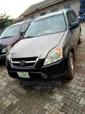 Honda CR-V 2002 2.0i ES Automatic Gold   Cars for sale in Lagos State, Abule Egba
