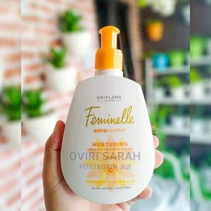 Feminelle Comfort Intimate Cleansing Cream | Sexual Wellness for sale in Delta State, Warri