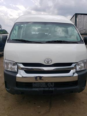 Toyota Hiace 2014 White   Buses & Microbuses for sale in Rivers State, Port-Harcourt