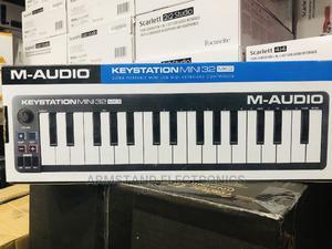 Midi Keyboard M-audio Keystation Mini 32 Mk3   Musical Instruments & Gear for sale in Lagos State, Surulere