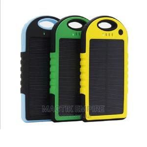 10000mah Solar Powerbank   Accessories for Mobile Phones & Tablets for sale in Lagos State, Kosofe