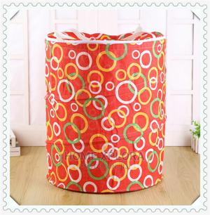 Foldable Cloth Basket - Small | Home Accessories for sale in Lagos State, Lagos Island (Eko)