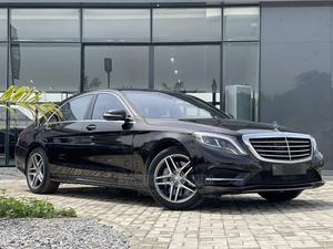 Mercedes-Benz S Class 2015 S 500 (W222) Brown | Cars for sale in Abuja (FCT) State, Central Business Dis