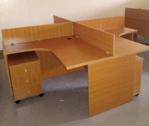 Standard Quality Work Station | Furniture for sale in Lagos State, Shomolu