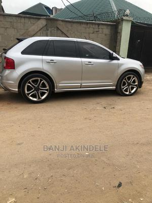 Ford Edge 2013 Silver | Cars for sale in Lagos State, Magodo