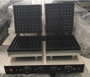 Waffle Baker Double Sided | Restaurant & Catering Equipment for sale in Lagos State, Ikeja