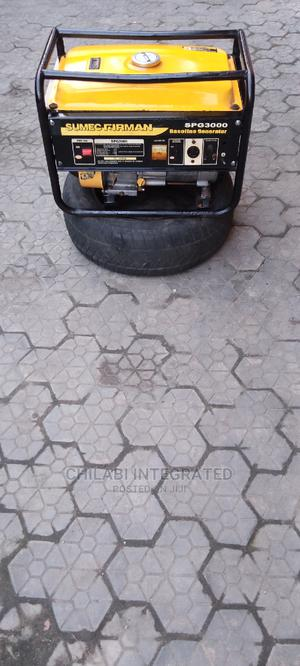 Very Strong Clean 2.8KVA SUMEC FIRMAN SPG3000 Gen+Receipt   Electrical Equipment for sale in Rivers State, Port-Harcourt
