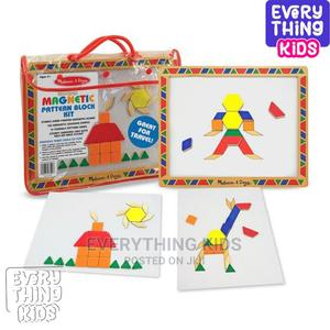 Magnetic Pattern Block Set | Toys for sale in Lagos State, Ikeja