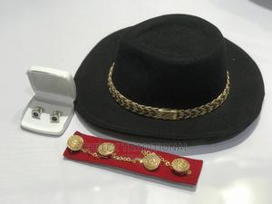 Chieftaincy Hat For Men   Clothing Accessories for sale in Lagos State, Lagos Island (Eko)