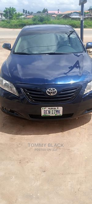 Toyota Camry 2008 Blue | Cars for sale in Delta State, Warri
