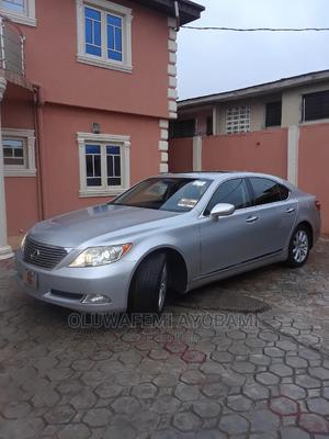 Lexus LS 2008 Silver   Cars for sale in Lagos State, Alimosho