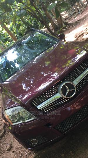 Mercedes-Benz GLK-Class 2010 350 4MATIC Red   Cars for sale in Ondo State, Akure