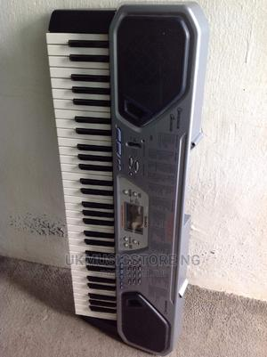 Casio CTK491 Electronic Keyboard   Musical Instruments & Gear for sale in Lagos State, Oshodi