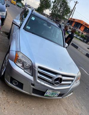Mercedes-Benz GLK-Class 2012 350 4MATIC Silver   Cars for sale in Lagos State, Ikeja