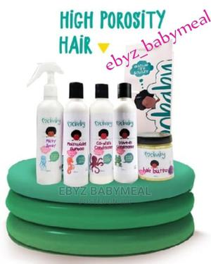 Baby/Child's Natural Hair Care Products | Baby & Child Care for sale in Rivers State, Port-Harcourt