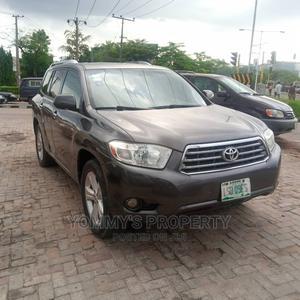 Toyota Highlander 2009 Gray | Cars for sale in Lagos State, Ojota
