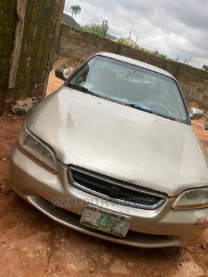 Honda Accord 2005 Automatic Gold | Cars for sale in Edo State, Benin City