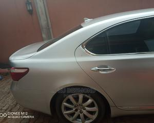 Lexus LS 2008 460 Silver | Cars for sale in Imo State, Owerri
