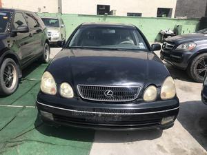 Lexus GS 2005 300 Black   Cars for sale in Lagos State, Lekki