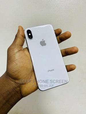 New Apple iPhone X 64 GB White   Mobile Phones for sale in Lagos State, Ikeja