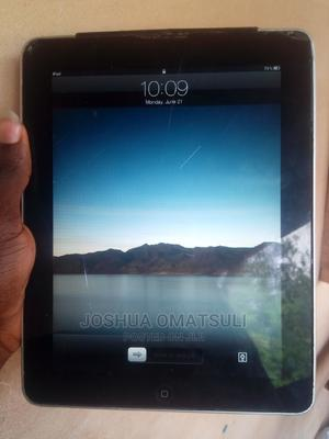 Apple iPad 2 Wi-Fi + 3G 16 GB Gray   Tablets for sale in Edo State, Benin City