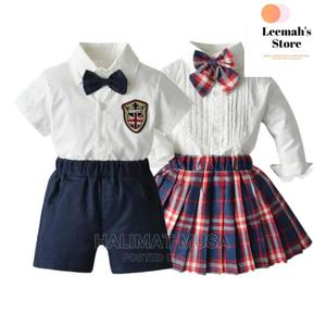 Twin Boy and Girl Shorts   Children's Clothing for sale in Abuja (FCT) State, Kubwa
